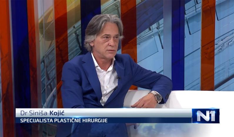 N1 – Novi Dan / Gostovanje Prof.dr sci.med Siniše Kojića